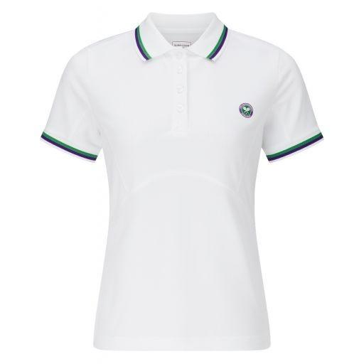 Women's Classic Tournament Polo Shirt - White