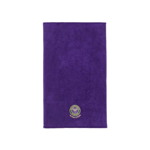 Wimbledon Hand Towel Purple