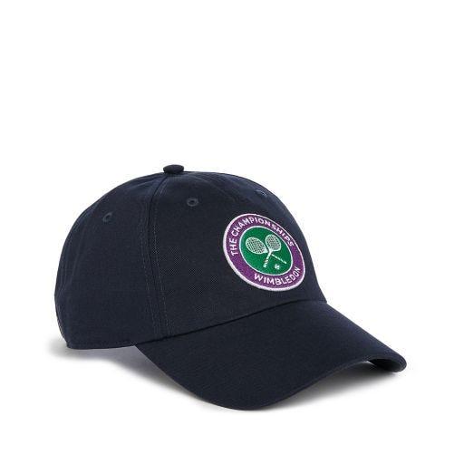 The Championships, Wimbledon Logo Baseball Cap - Midnight