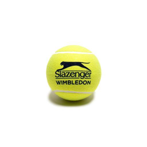 Midi Autograph Tennis Ball - Yellow