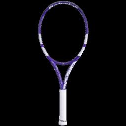 Babolat Pure Drive Lite Racket - White & Purple