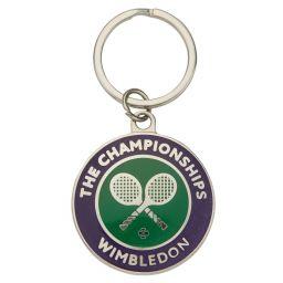 Championships Logo Metallic Keyring