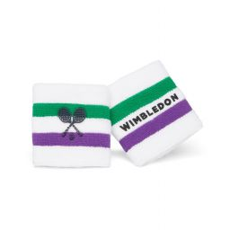 Sweatband Pair - White