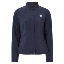 Women's Water Repellent Shell Jacket - Midnight