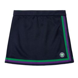 Kids Performance Skirt - Midnight