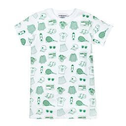 Kids Stencil T-Shirt - Green