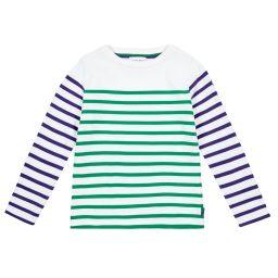 Kids Breton - Green & Purple