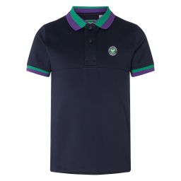Kids On Court Performance Polo - Midnight
