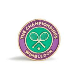 Championships Logo Pin Badge