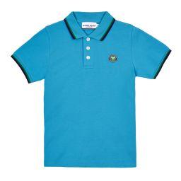 Kids Classic Polo - Blue