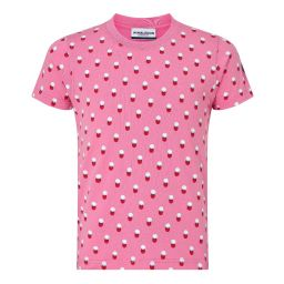 Kids Ball Shadow T-Shirt - Pink