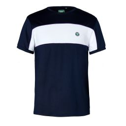 Men's Competition Training Crew Neck T-Shirt - Navy
