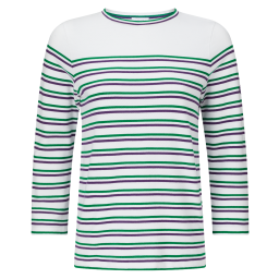Women's House Stripe Breton