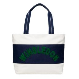 Wimbledon High Stitch Tote Bag