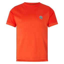 Kid's Performance Crew Neck T-Shirt - Orange
