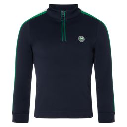 Kid's Championships 1/4 Zip Training Top - Midnight