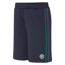 Kid's Championships Stripe Performance Shorts - Midnight