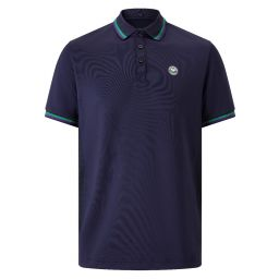 Men's Classic Tournament Polo Shirt - Midnight