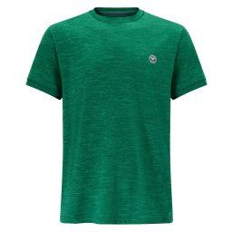Men's Performance Marl Crew Neck T-Shirt - Green