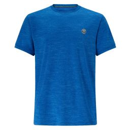 Men's Performance Marl Crew Neck T-Shirt - Blue