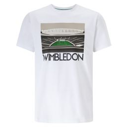 Men's Centre Court Graphic T-Shirt