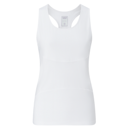 Women's Racerback Top - White