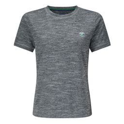 Women's Performance Marl Crew Neck T-Shirt - Grey