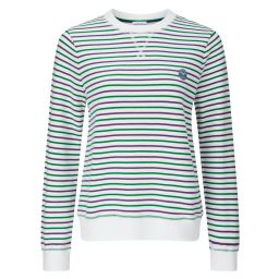 Women's House Stripe Sweatshirt