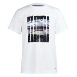 Men's 2021 Photo Printed Tee - White