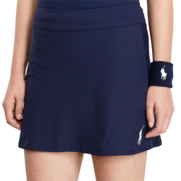 Polo Ralph Lauren Elite Wicking Skirt - Ladies - Navy