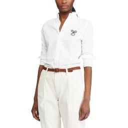Polo Ralph Lauren - Ladies' Oxford Shirt - White