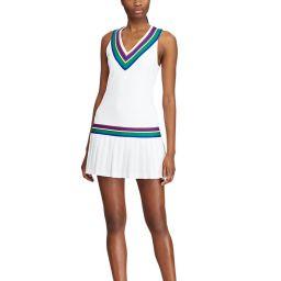 Polo Ralph Lauren Ladies' Jersey Dress - White
