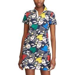 Polo Ralph Lauren Ladies' Casual Dress - Tennis Pattern