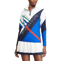 Polo Ralph Lauren Ladies' Graphic Training Top - Multi