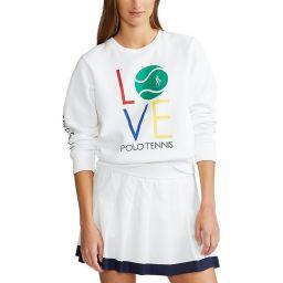 Polo Ralph Lauren Ladies' Love Sweater - White