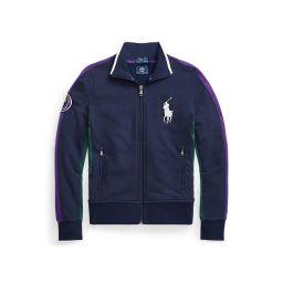 Polo Ralph Lauren Ball Girl Jacket - Navy