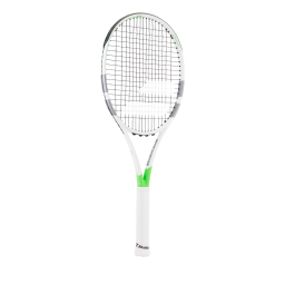 Babolat Pure Strike Lite Racket - White & Green