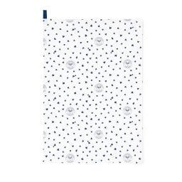 Wimbledon Blue Ivy Tea Towel