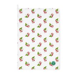 Wimbledon Strawberries Tea Towel