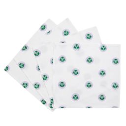 Wimbledon Logo Napkins - Set of 4