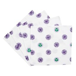 Wimbledon Alliums Napkins - Set of 4