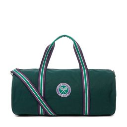 Wimbledon Clubhouse Barrel Bag - Green