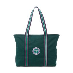 Wimbledon Clubhouse Beach Bag - Green