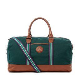 Wimbledon Clubhouse Weekend Bag - Green