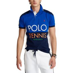 Polo Ralph Lauren Men's Custom Slim Polo - Multi