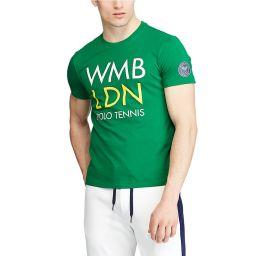 Polo Ralph Lauren Men's WMB LDN T-shirt - Green