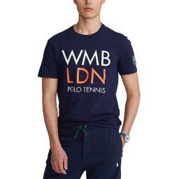 Polo Ralph Lauren Men's WMB LDN T-shirt - Navy