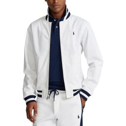 Polo Ralph Lauren Men's Bomber Jacket - White