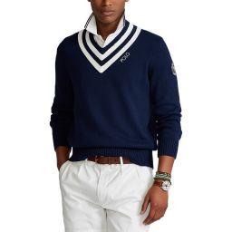 Polo Ralph Lauren Men's Cricket Sweater - Navy