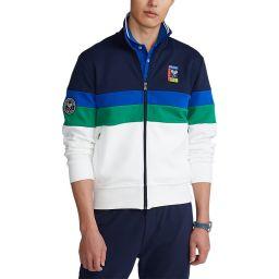 Polo Ralph Lauren Men's Double-Knit Track Jacket - Multi